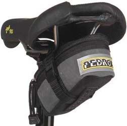 photo of saddle bag